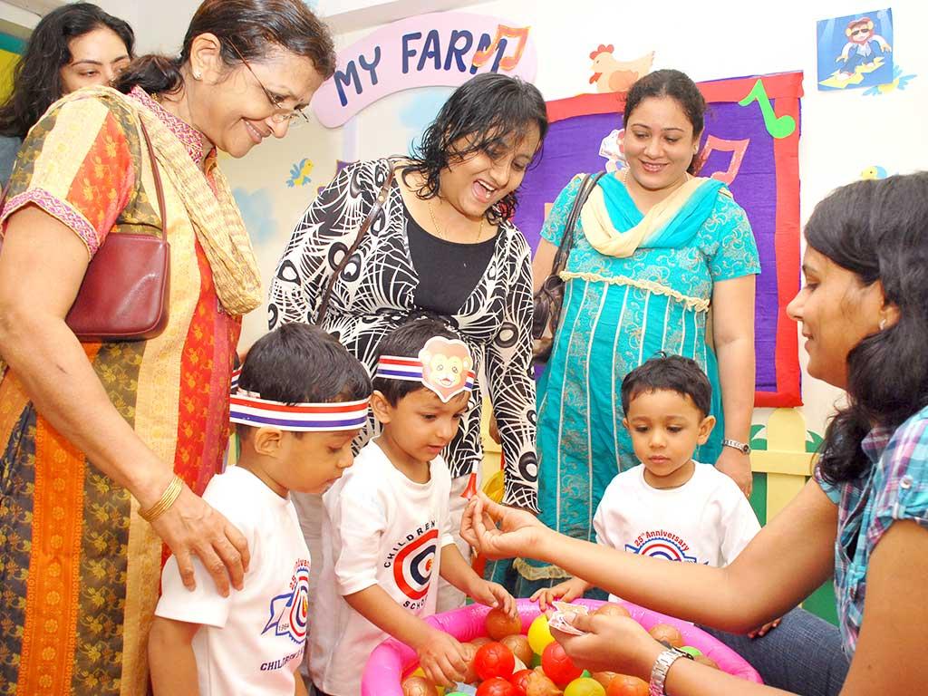 Childrens Nook Mother Toddler Program
