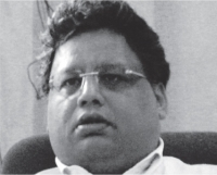 Investor Rakesh Jhunjhunwala