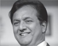 Investor Rana Kapoor